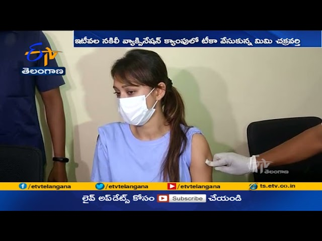 TMC MP Mimi Chakraborty's Health Deteriorates | After Taking Jab In Fake Vaccination Camp
