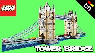 Lego Tower Bridge (10214) Speed Build