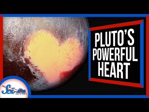 How Pluto's Heart Makes Its Atmosphere Spin Backward | SciShow News