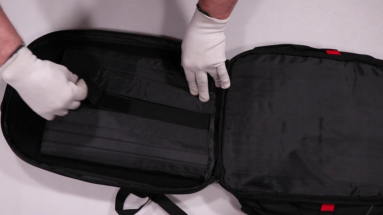 Unboxing Samsonite Leviathan Backpack L