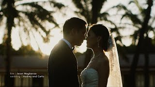 Audrey and Carlo: A Wedding in Enderun