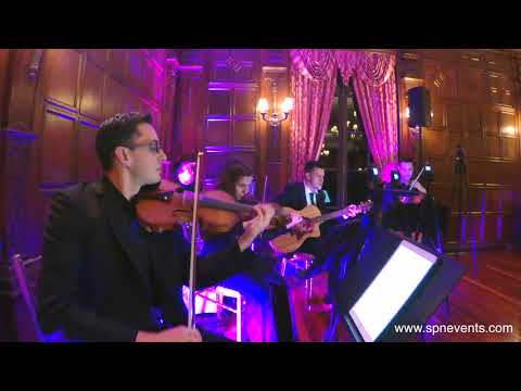 Can't Stop The Feeling - Justin Timberlake - SPN Events - Strings, Percussions, And Guitar