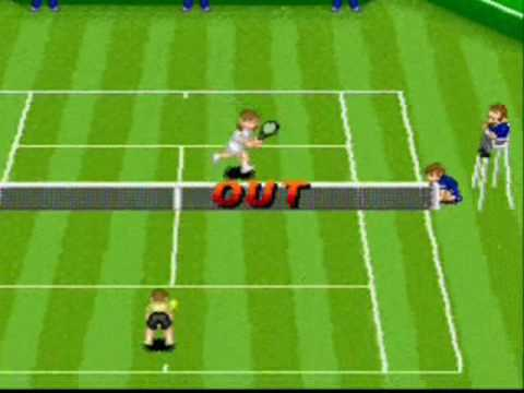 SNESOT Super Tennis Online Tour - GW vs Nev - GW Open 2012 Final Highlights