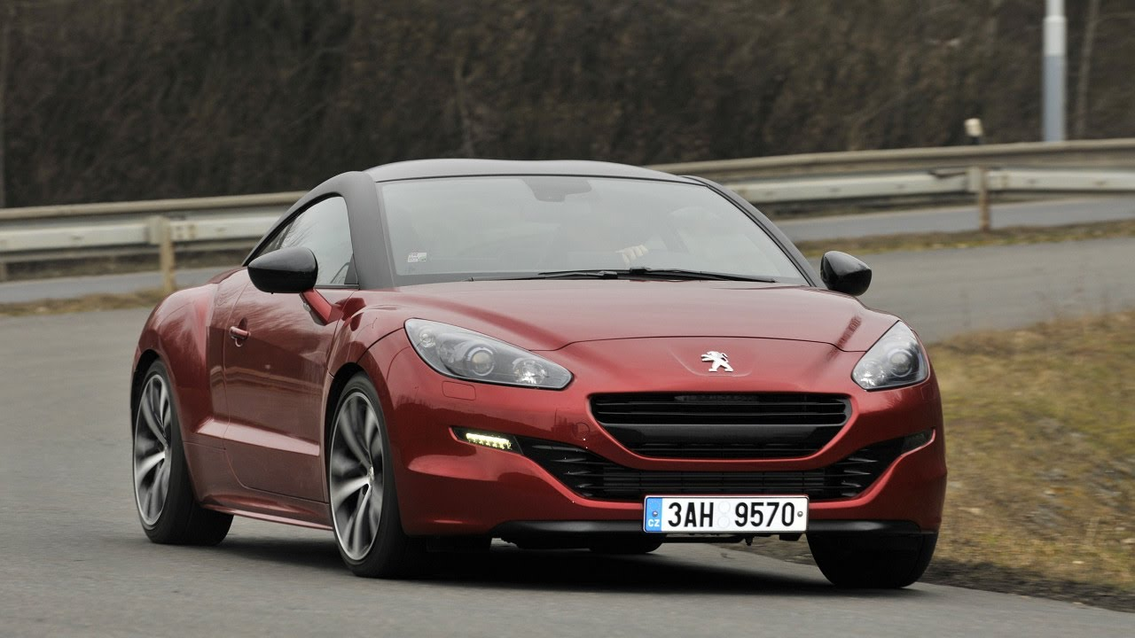 peugeot rcz 2013 1 6 thp 200 driving moments from. Black Bedroom Furniture Sets. Home Design Ideas