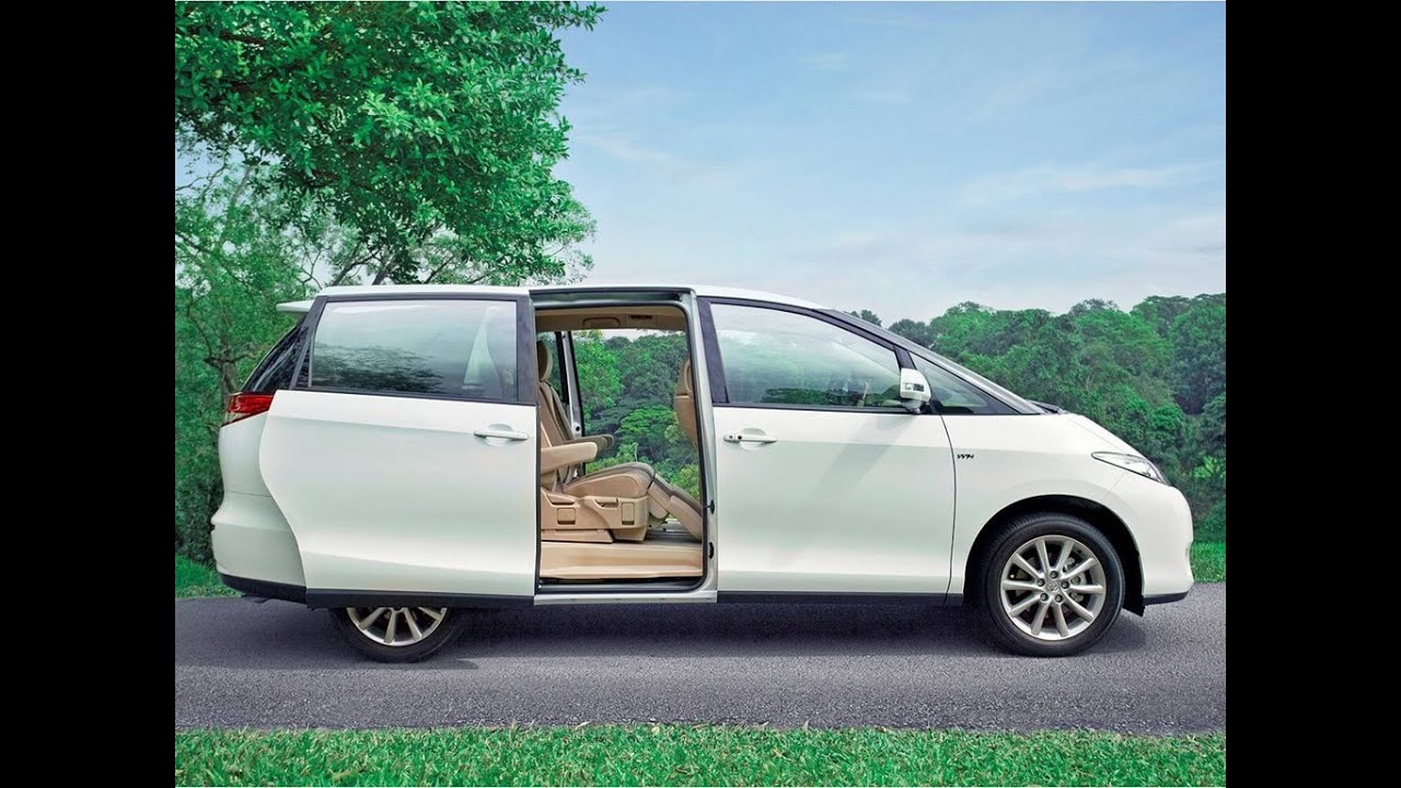 2014 Toyota Previa Price Pics And Specs 2013 Youtube