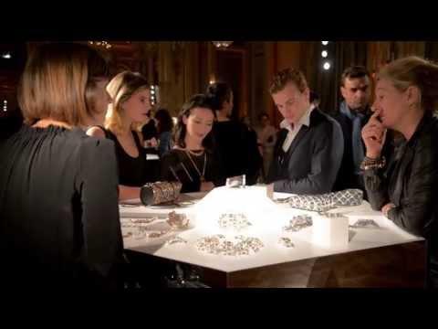 Badia Tazi  création de bijoux ( World Jewelry Facets comes to Paris )
