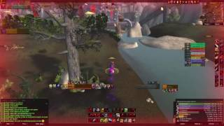 World of Warcraft: Legion РБГ, Мёртвая Хватка, ММ Хант , Нуб