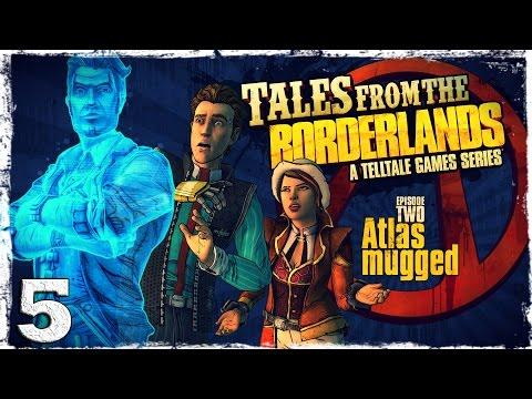 Смотреть прохождение игры Tales From The Borderlands. #5: Орбитальный обстрел.
