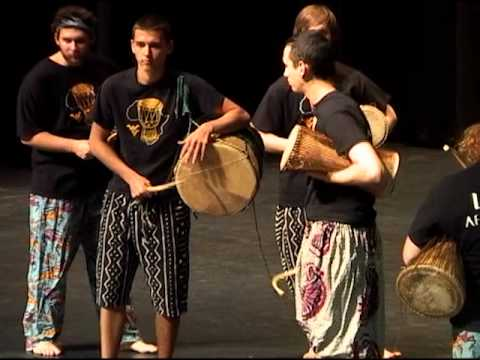 WVU World Music Concert 2012