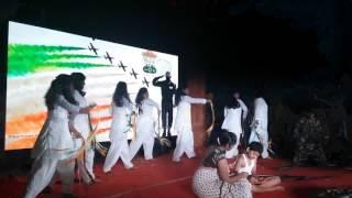 Vande Mataram  – ABCD 2 Choreographed by Nitish and Ashish Kotian (Part 1)