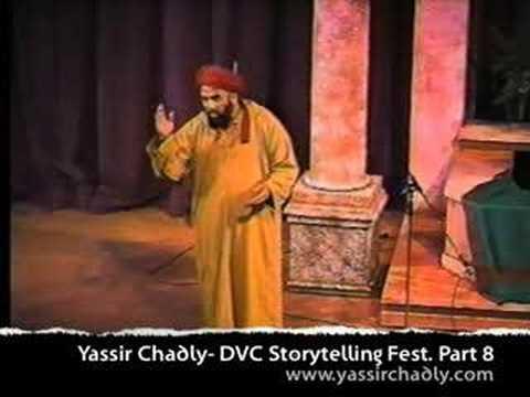 Moroccan Storytelling #8, Windmills, Sinbad and Batman