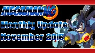 November 2015 Channel Update - Short with a Link to a Longer Update