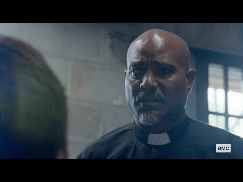 "The Walking Dead 10x08 ""Father Gabriel Kills Dante"" Season 10 Episode 8 [HD] ""The World Before"""
