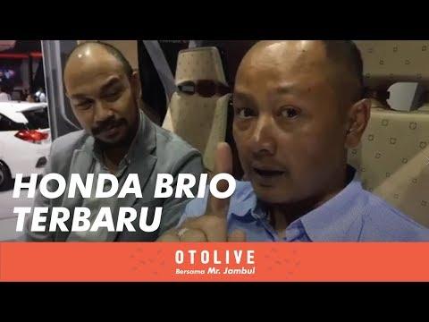 Review Honda Brio Terbaru