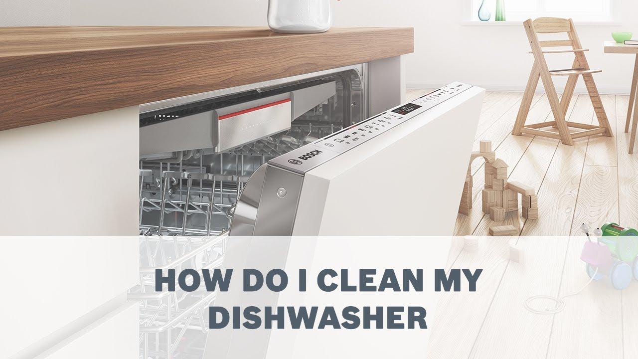 How Do I Clean My Dishwasher 11 How Do I Clean My Dishwasher Youtube