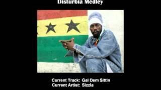 Disturbia Riddim Medley (Clean)
