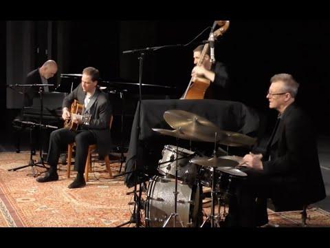 Jazz Guitar Quartet - Andy Brown Quartet at Studio5 (former Whiskey Lounge Series)