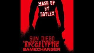 Apocalyptic Gamechanger 🎵 Kollegah, Farid Bang & Sun Diego ► Remix/Mash Up by DryLex
