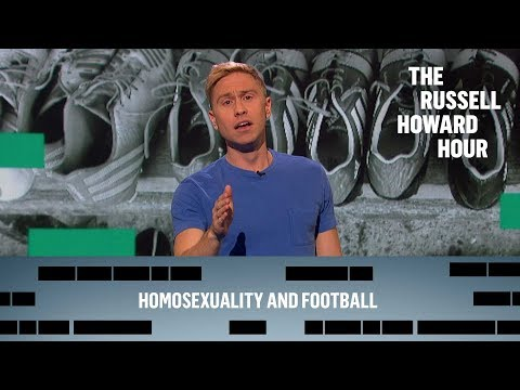 It's mad that apparently 8% of football fans would stop watching their team if they had a gay player