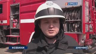 Навчання рятувальників в ТРЦ