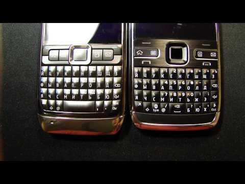 Nokia E71 vs Nokia E72.MP4