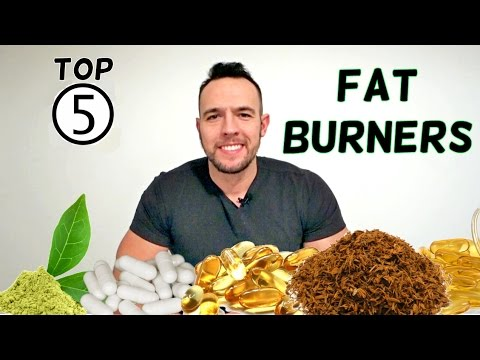 Top 5 Natural Fat Burners