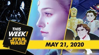 The Empire Strikes Back Turns 40, Queen's Peril Gets a Voice, and More!
