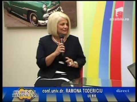 Conf. Univ. Dr. Ramona Todericiu - Despre Cazari In Caminele ULBS