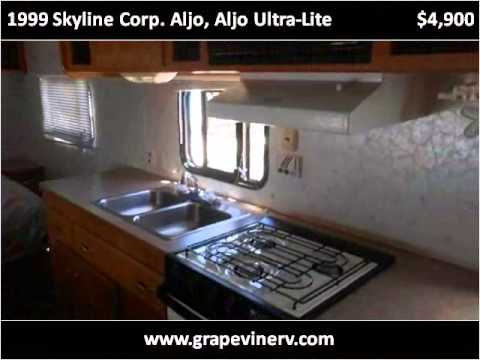 1999 Skyline Corp Aljo Aljo Ultra Lite Used Cars Lebec