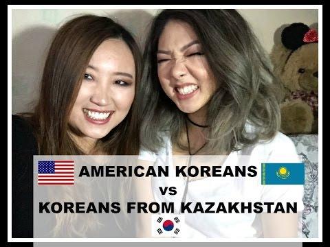 AMERICAN KOREANS vs KAZAKH KOREANS