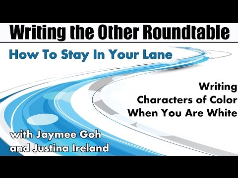 Writing the Other Roundtable: How To Stay In Your Lane