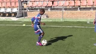 Asithandile Fanie - Ajax Cape Town U13 Player