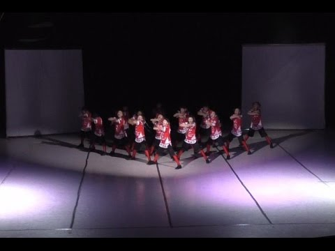 Школа танцев в Новосибирске - обучение в студии