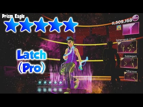 Dance Central Spotlight - Latch (DLC) - Pro Routine - 5 Gold Stars