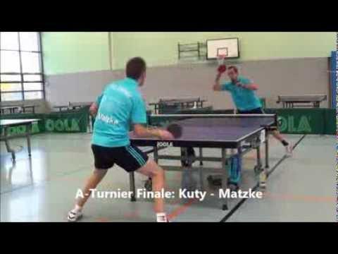 2013 - 2. Tischtennis Kreismeisterschaft Vorpommern-Greifswald in Pasewalk 2013