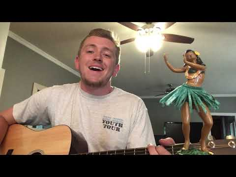 Dashboard Hula Girl - Bryton Stoll (Original For #MusicMonday)