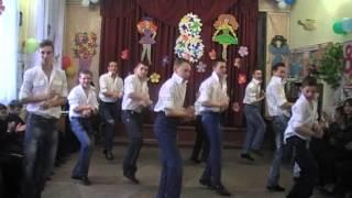 танец  юношей  Бахчисарай