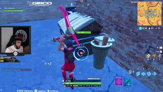 TSM_DAEQUAN FEELS BAD - FORTNITE DAILY CLIP #18
