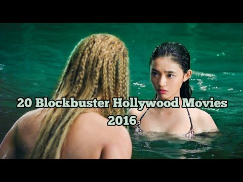 Hollywood Blockbuster Movies 2016