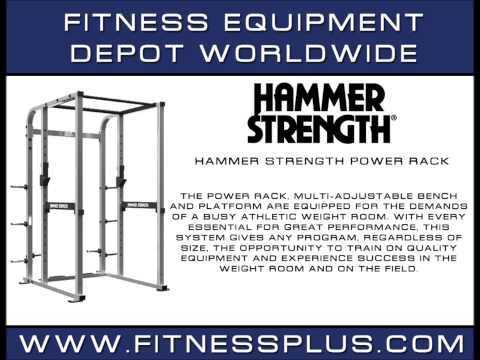 Fitness Equipment Depot Worldwide | Top 10 Most Requested Hammer Strength Pieces