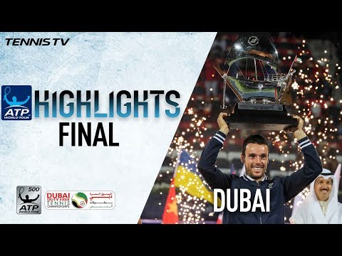 Highlights: Bautista Agut Earns Biggest Title Yet