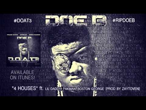 "Doe B ""4 Houses"" [Official Audio]"