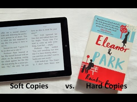 Hard Copies vs. Soft Copies |Digital vs. Physical| |Document