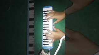 Dash uciha - merindukanmu pianika vers.