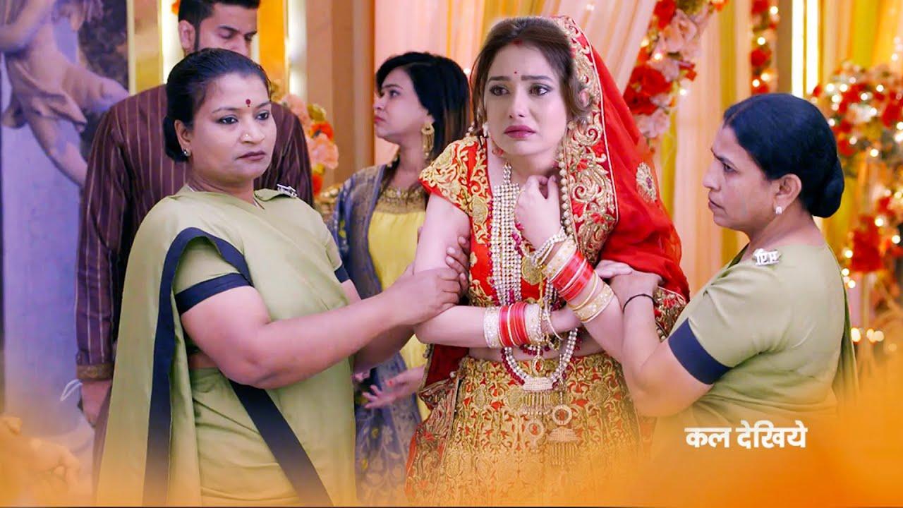 Tanu Arrested In Marriage || Kumkum Bhagya || Upcoming twist