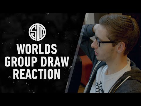 TSM Reacts to Worlds Group Draw