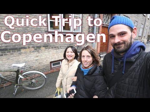 Quick Trip to Copenhagen!