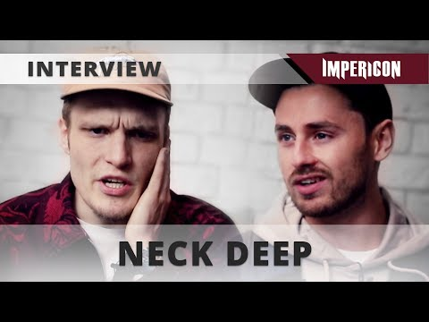 Interview with Neck Deep