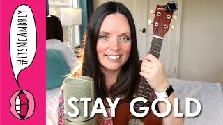 First Aid Kit - Stay Gold | Amberlee