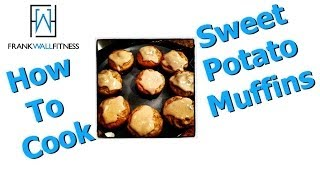 How To Cook Japanese Sweet Potato Muffins